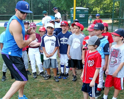 $170 and Up for Bethesda Big Train Full-Day Baseball Camps - Ages 5 -16  (30% off)