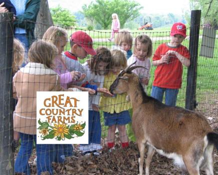 $5 Weekday Admission to Great Country Farms (60% Off)
