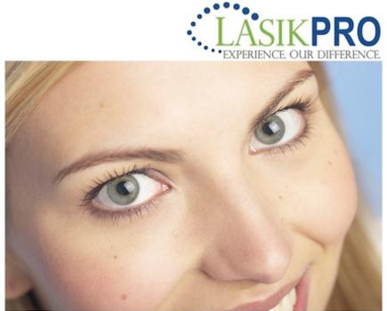 $2500 for Lasik Surgery for Both Eyes with Consultation, Pre-Op, Procedure, and Year of Follow-Up Appointments - $250 DEPOSIT DUE NOW (50% off - $5,000 value)