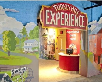 $6 for NEW Turkey Hill Experience Admission - ICE CREAM!! (48% off)