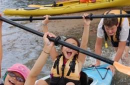 $39 per Person for a 3 Hour Kayaking & Nature Family Trip with Atlantic Kayak (30% Off - $55 Value)