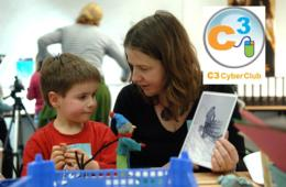 $395 for C3 Cyber Club 4-Week Kindergarten After-School Program + BIRTHDAY PARTY OPTION - Ashburn