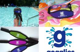 $13 for One Pair of Gogglies - Comfortable Swim Goggles with Soft Strap in Color of Your Choice (Up to 48% Off - $25 Value)