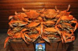 $99 for 1/2 Bushel of Maryland Crabs from Blue Crab Trading Co. - Includes Shipping! ($180 value - 45% Off)