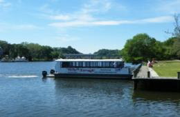 $12 for 1 Hour Sightseeing Boat Ride for Two at Occoquan Regional Park  (Kids Under 4 FREE) (50% Off)