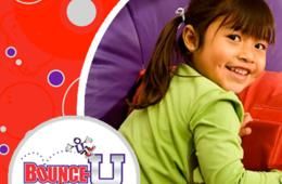 $179 for BounceU Birthday Party for 15 Kids - Includes Pizza & Drinks! - Rockville or Clarksburg (39% Off!)