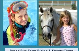$350 for Horseback Riding Camp + Swimming & Pre-SCUBA Lessons for Ages 6 to 12 - Poolesville, MD ($150 Off!)