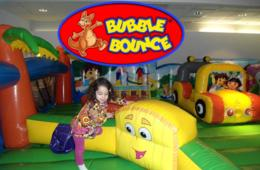 $5 for Drop-In Play at Westfield Montgomery Mall's BUBBLE BOUNCE (50% Off! - $10 Value)
