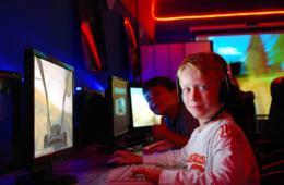 $129 for Video Game Birthday Party including Pizza & Drinks - C3 Cyber Club in Ashburn (40% Off!)