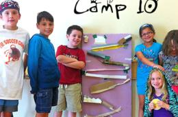 $199 for Camp IO Science & Yoga Summer Camp for Ages 6 to 11 - Columbia, MD (26% Off - $71 Value)