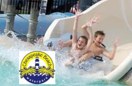 $12 for Admission to Chesapeake Beach Water Park (34% off - $18 Value)