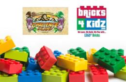 $125 for Week of Half Day AM/PM OR $199 for Week of Full Day of Summer Camp at Bricks4Kidz Creativity Center & Challenge Island in DC - Ages 5 to 12 (Up to 43% Off)