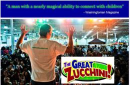 $175 for The Great Zucchini School or Party Performance (50% Off)