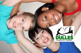 $139 for Week of Dulles Gymnastics Academy Summer Camp for Ages 5 - 13 in Sterling (49% Off - $275 Value)