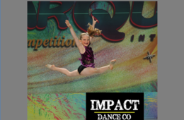 $180 for 18-Week Dance Classes - Impact Dance! in Annandale ($275 value - 35% off)