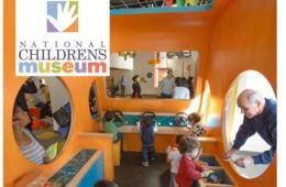 $12 for 2 Admissions to the National Children's Museum - National Harbor ($20 Value - 40% Off)
