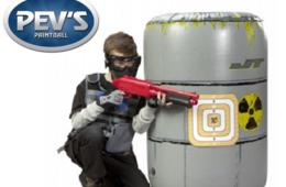"$150 for Pev's ""PeeWee"" Paintball Party for up to 10 Kids - Ages 5 to 9 - Aldie, VA (50% Off - $300 Value)"