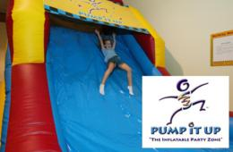 $25 for Pump It Up Lanham-Bowie 7-Pass