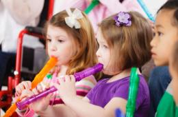 $199 for 12 Weeks of Early Childhood Music Classes from The International School of Music in Bethesda ($362 value -46% off)