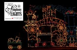 $15 for SYMPHONY OF LIGHTS Admission for One Car Benefiting Howard County General Hospital - Columbia