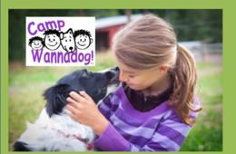 $149 for Camp WannaDOG - Dog Camp for Kids! in Fairfax Station ($101 Off!)
