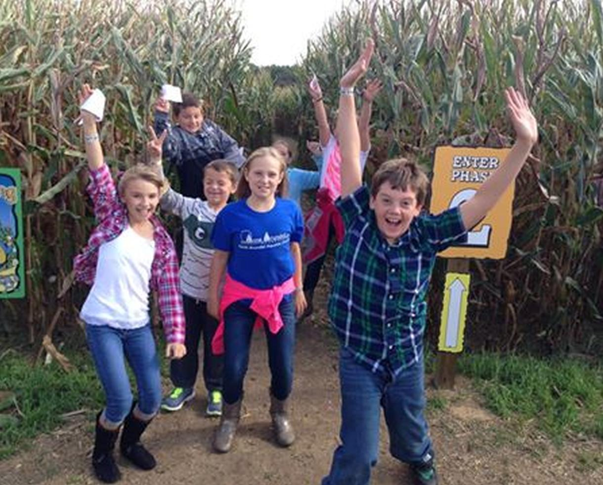 Photo by Maryland Corn Maze