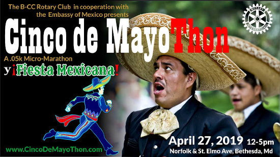 Cinco de MayoThon