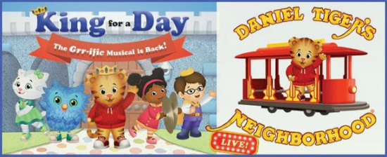 Daniel Tiger's Neighborhood: King for a Day! at The Modell Lyric