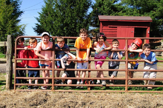 Nature's Calling at Genesee Valley Outdoor Learning Center