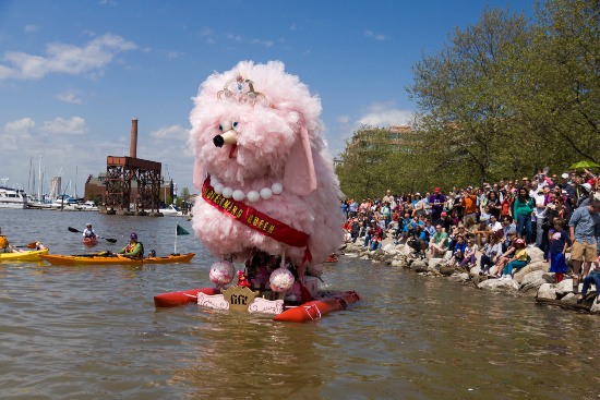 21st Annual Kinetic Sculpture Race