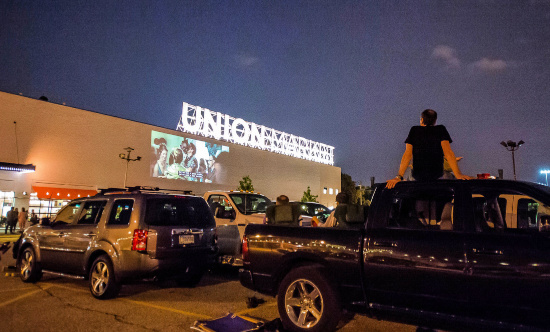 The Drive-In at Union Market in Washington, D.C.