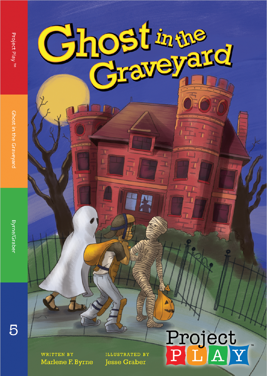 Ghosts in the Graveyard Project Play