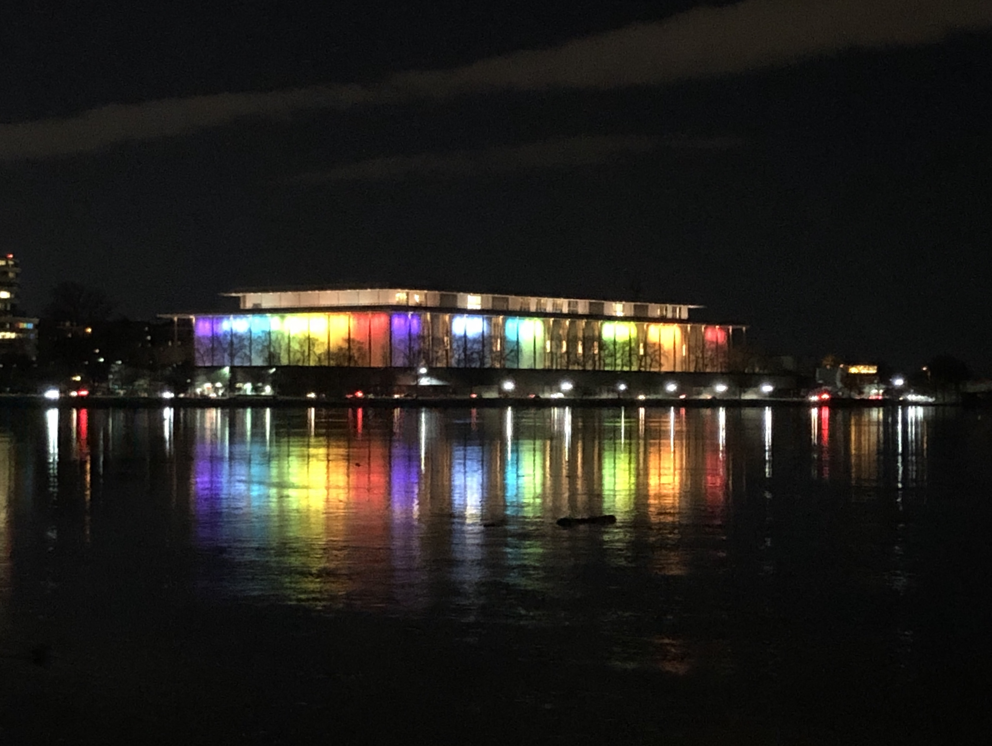 Kennedy Center Honors Rainbow