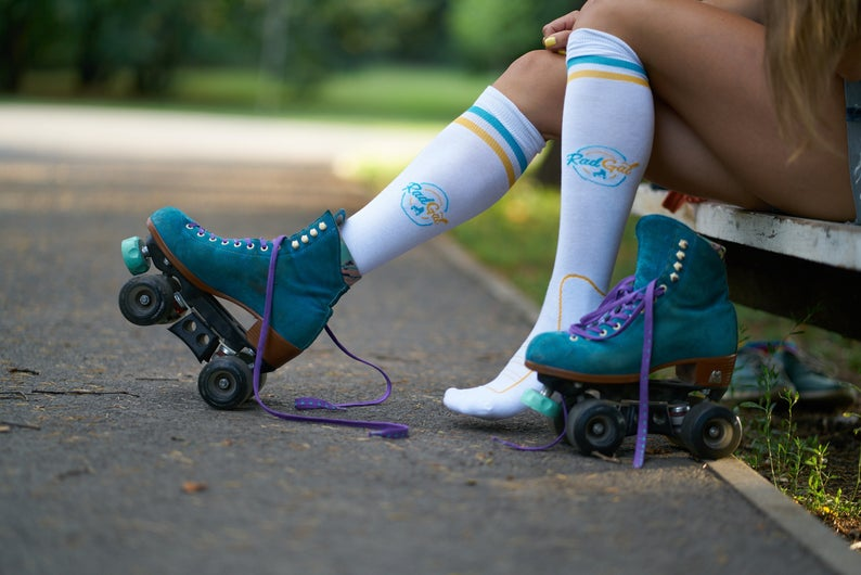 Photo by RadGalRollerSkates on Etsy